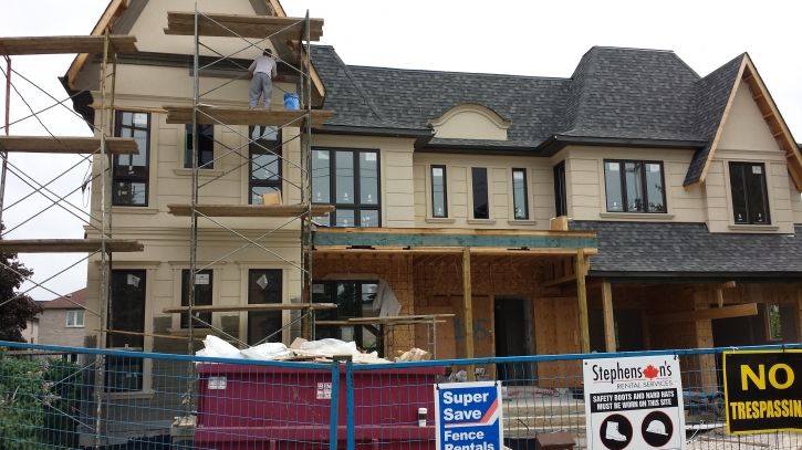 Residential Construction in Toronto - Building a Home